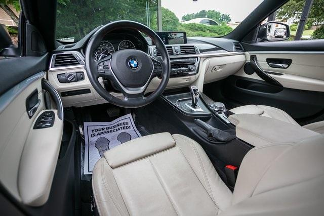Used 2019 BMW 4 Series 430i Gran Coupe for sale $31,795 at Gravity Autos Atlanta in Chamblee GA 30341 4