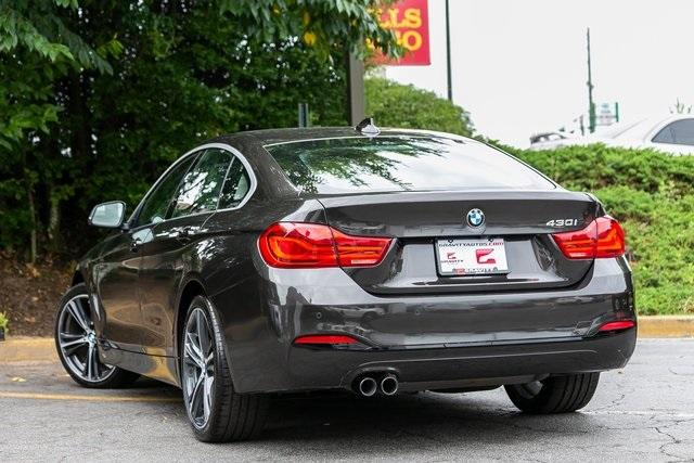 Used 2019 BMW 4 Series 430i Gran Coupe for sale $31,795 at Gravity Autos Atlanta in Chamblee GA 30341 40