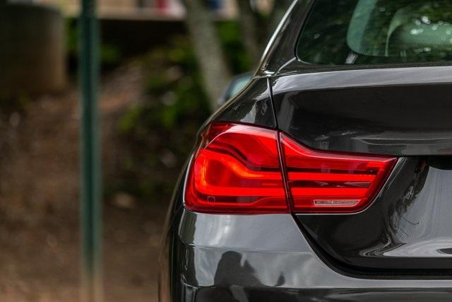Used 2019 BMW 4 Series 430i Gran Coupe for sale $31,795 at Gravity Autos Atlanta in Chamblee GA 30341 42