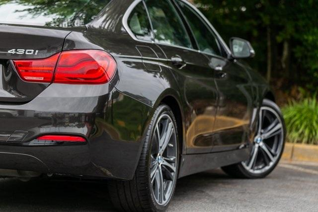 Used 2019 BMW 4 Series 430i Gran Coupe for sale $31,795 at Gravity Autos Atlanta in Chamblee GA 30341 44