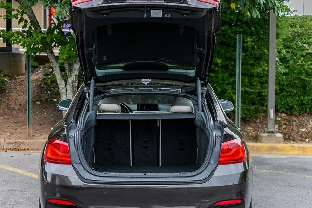 Used 2019 BMW 4 Series 430i Gran Coupe for sale $31,795 at Gravity Autos Atlanta in Chamblee GA 30341 46