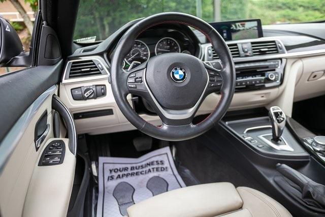 Used 2019 BMW 4 Series 430i Gran Coupe for sale $31,795 at Gravity Autos Atlanta in Chamblee GA 30341 5