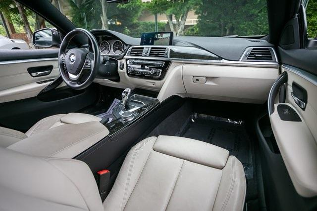 Used 2019 BMW 4 Series 430i Gran Coupe for sale $31,795 at Gravity Autos Atlanta in Chamblee GA 30341 6