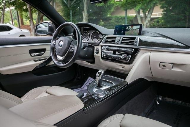 Used 2019 BMW 4 Series 430i Gran Coupe for sale $31,795 at Gravity Autos Atlanta in Chamblee GA 30341 7