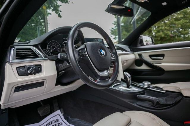 Used 2019 BMW 4 Series 430i Gran Coupe for sale $31,795 at Gravity Autos Atlanta in Chamblee GA 30341 8