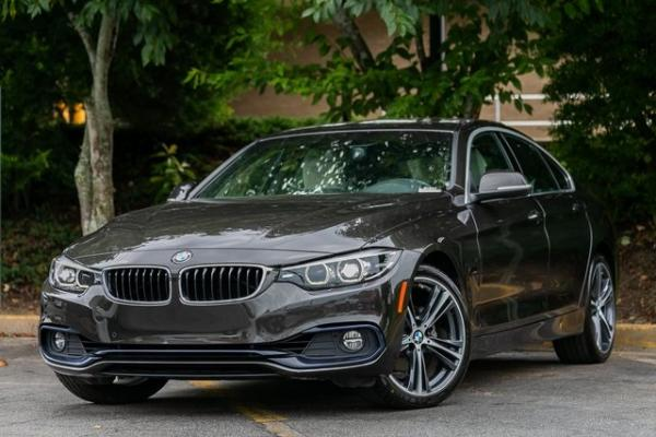Used Used 2019 BMW 4 Series 430i Gran Coupe for sale $31,795 at Gravity Autos Atlanta in Chamblee GA