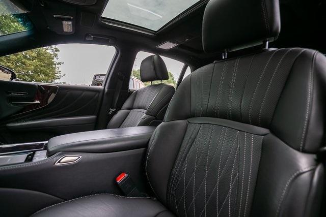Used 2019 Lexus LS 500 Base for sale $67,985 at Gravity Autos Atlanta in Chamblee GA 30341 31