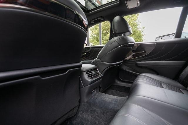Used 2019 Lexus LS 500 Base for sale $67,985 at Gravity Autos Atlanta in Chamblee GA 30341 34