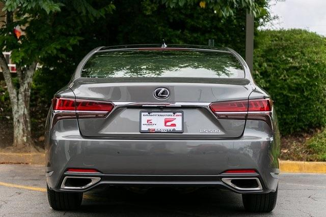 Used 2019 Lexus LS 500 Base for sale $67,985 at Gravity Autos Atlanta in Chamblee GA 30341 41