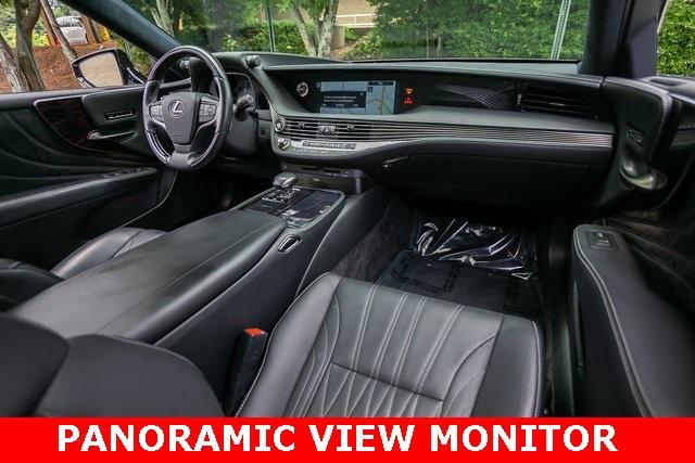 Used 2019 Lexus LS 500 Base for sale $67,985 at Gravity Autos Atlanta in Chamblee GA 30341 6