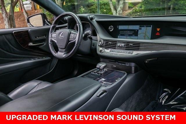 Used 2019 Lexus LS 500 Base for sale $67,985 at Gravity Autos Atlanta in Chamblee GA 30341 7