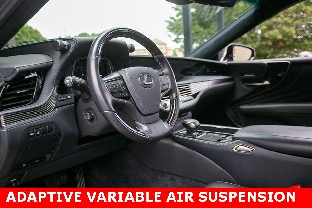 Used 2019 Lexus LS 500 Base for sale $67,985 at Gravity Autos Atlanta in Chamblee GA 30341 8