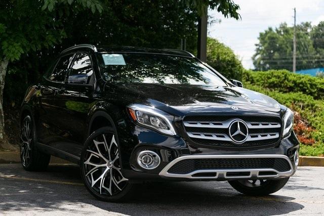 Used 2019 Mercedes-Benz GLA GLA 250 for sale $30,920 at Gravity Autos Atlanta in Chamblee GA 30341 3
