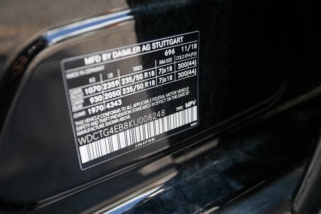 Used 2019 Mercedes-Benz GLA GLA 250 for sale $30,920 at Gravity Autos Atlanta in Chamblee GA 30341 30