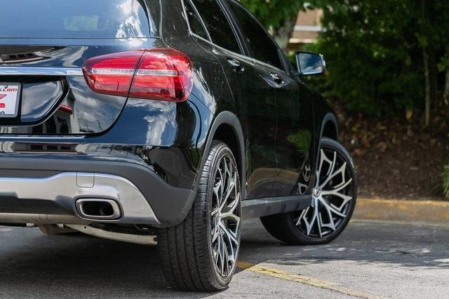 Used 2019 Mercedes-Benz GLA GLA 250 for sale $30,920 at Gravity Autos Atlanta in Chamblee GA 30341 43