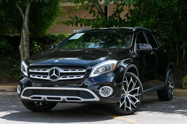 Used Used 2019 Mercedes-Benz GLA GLA 250 for sale $30,920 at Gravity Autos Atlanta in Chamblee GA
