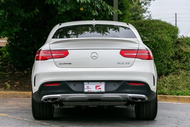 Used 2019 Mercedes-Benz GLE GLE 43 AMG for sale $70,758 at Gravity Autos Atlanta in Chamblee GA 30341 46