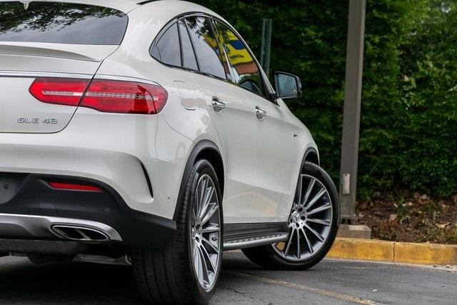 Used 2019 Mercedes-Benz GLE GLE 43 AMG for sale $70,758 at Gravity Autos Atlanta in Chamblee GA 30341 49