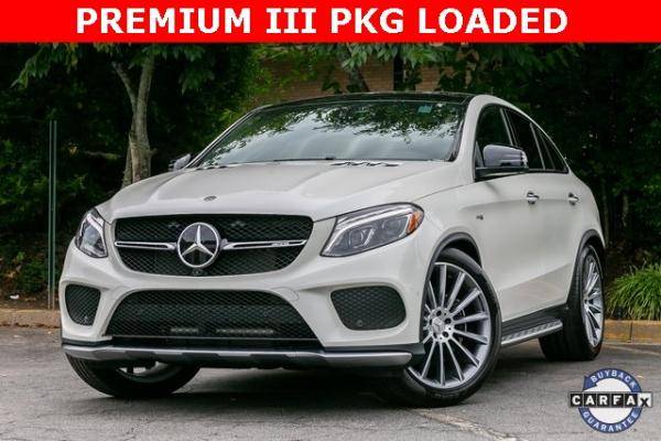 Used Used 2019 Mercedes-Benz GLE GLE 43 AMG for sale $70,758 at Gravity Autos Atlanta in Chamblee GA