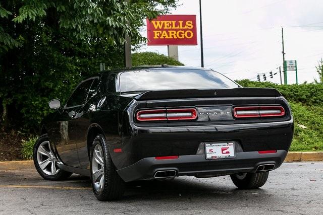 Used 2018 Dodge Challenger SXT for sale $25,699 at Gravity Autos Atlanta in Chamblee GA 30341 31