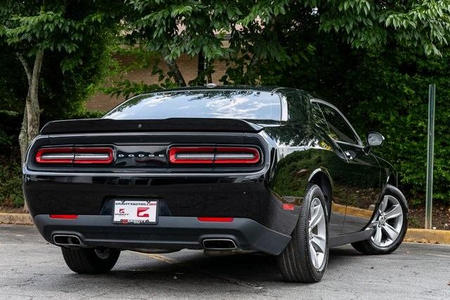 Used 2018 Dodge Challenger SXT for sale $25,699 at Gravity Autos Atlanta in Chamblee GA 30341 32