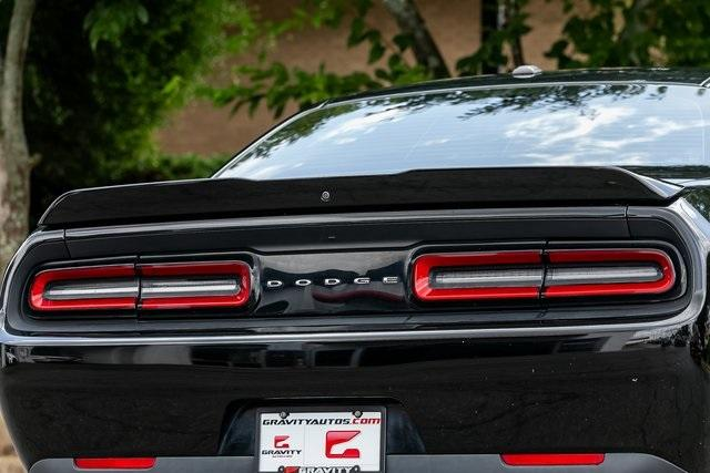 Used 2018 Dodge Challenger SXT for sale $25,699 at Gravity Autos Atlanta in Chamblee GA 30341 34