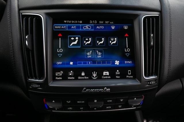 Used 2018 Maserati Levante GranSport for sale $54,995 at Gravity Autos Atlanta in Chamblee GA 30341 21