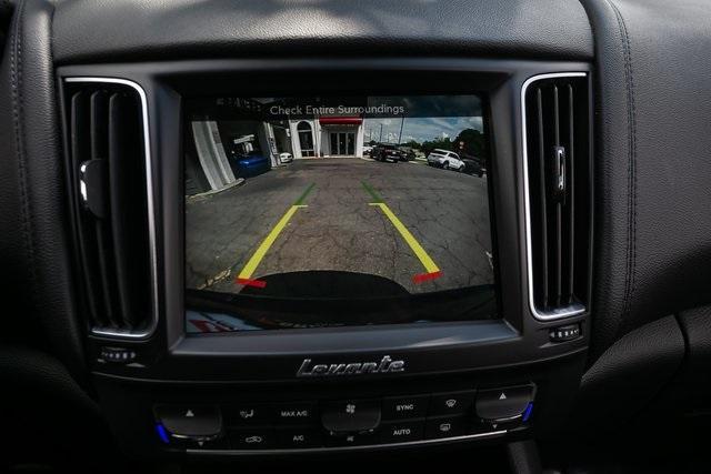 Used 2018 Maserati Levante GranSport for sale $54,995 at Gravity Autos Atlanta in Chamblee GA 30341 22