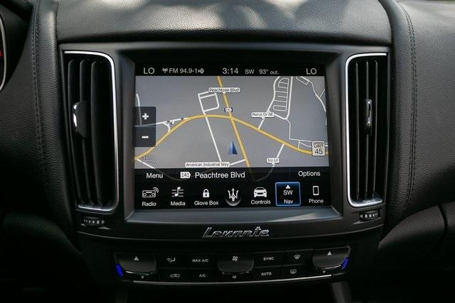 Used 2018 Maserati Levante GranSport for sale $54,995 at Gravity Autos Atlanta in Chamblee GA 30341 23