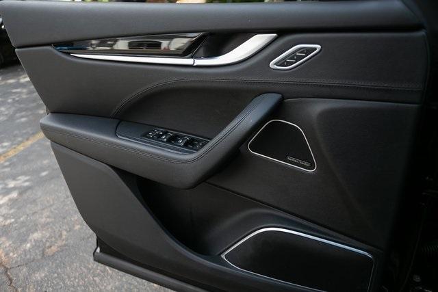 Used 2018 Maserati Levante GranSport for sale $54,995 at Gravity Autos Atlanta in Chamblee GA 30341 25