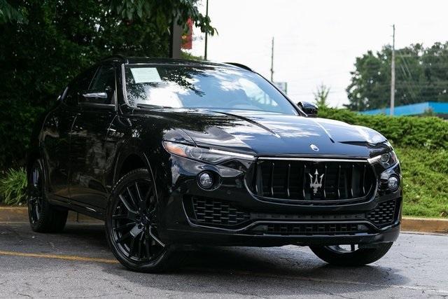 Used 2018 Maserati Levante GranSport for sale $54,995 at Gravity Autos Atlanta in Chamblee GA 30341 3