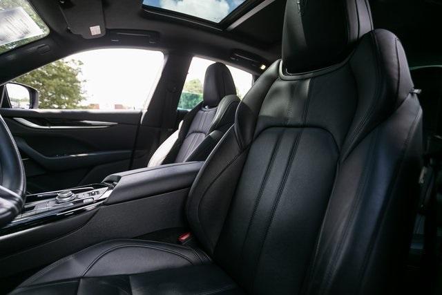 Used 2018 Maserati Levante GranSport for sale $54,995 at Gravity Autos Atlanta in Chamblee GA 30341 32