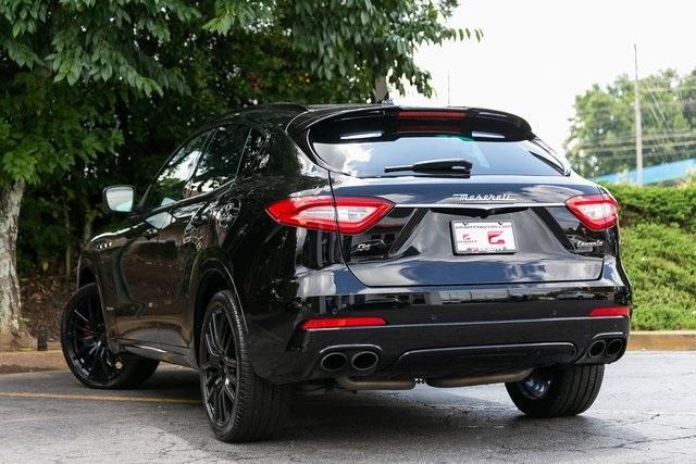 Used 2018 Maserati Levante GranSport for sale $54,995 at Gravity Autos Atlanta in Chamblee GA 30341 38