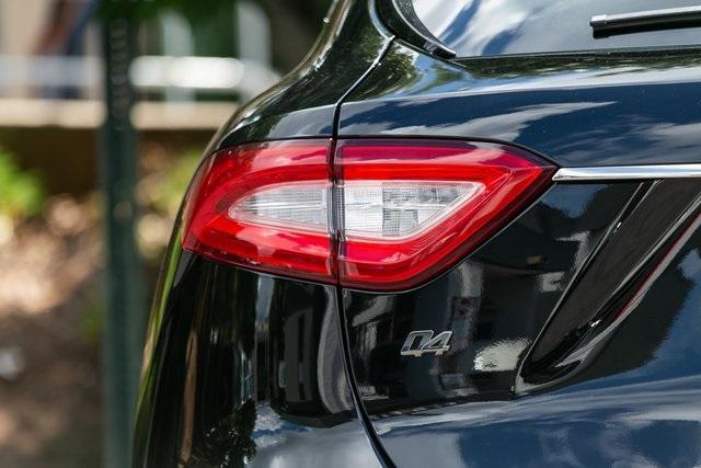 Used 2018 Maserati Levante GranSport for sale $54,995 at Gravity Autos Atlanta in Chamblee GA 30341 41