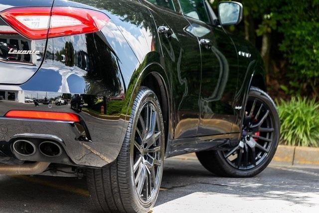 Used 2018 Maserati Levante GranSport for sale $54,995 at Gravity Autos Atlanta in Chamblee GA 30341 43