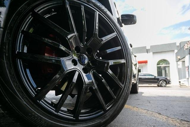 Used 2018 Maserati Levante GranSport for sale $54,995 at Gravity Autos Atlanta in Chamblee GA 30341 48