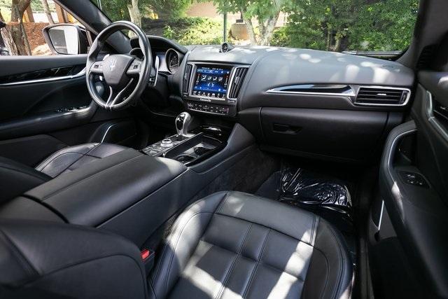 Used 2018 Maserati Levante GranSport for sale $54,995 at Gravity Autos Atlanta in Chamblee GA 30341 6