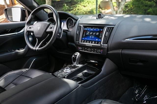Used 2018 Maserati Levante GranSport for sale $54,995 at Gravity Autos Atlanta in Chamblee GA 30341 7