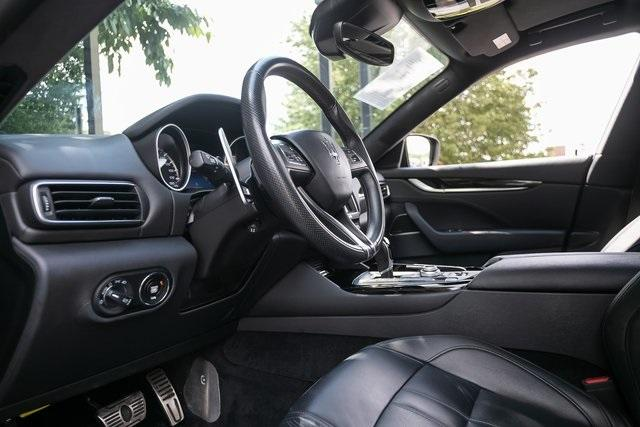 Used 2018 Maserati Levante GranSport for sale $54,995 at Gravity Autos Atlanta in Chamblee GA 30341 8
