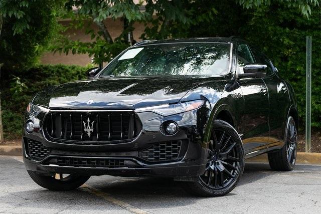 Used 2018 Maserati Levante GranSport for sale $54,995 at Gravity Autos Atlanta in Chamblee GA 30341 1