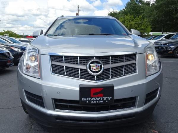 Used 2010 Cadillac SRX Luxury Collection for sale Sold at Gravity Autos in Roswell GA 30076 2