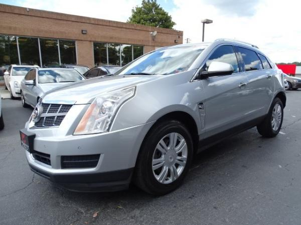 Used 2010 Cadillac SRX Luxury Collection for sale Sold at Gravity Autos in Roswell GA 30076 3