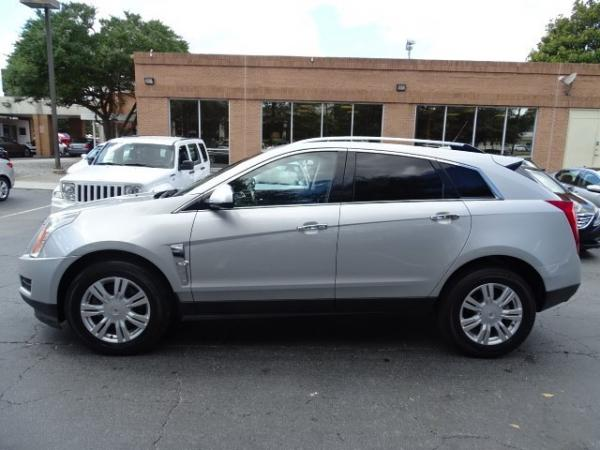 Used 2010 Cadillac SRX Luxury Collection for sale Sold at Gravity Autos in Roswell GA 30076 4