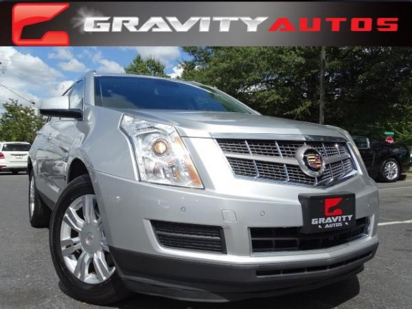 Used 2010 Cadillac SRX Luxury Collection for sale Sold at Gravity Autos in Roswell GA 30076 1