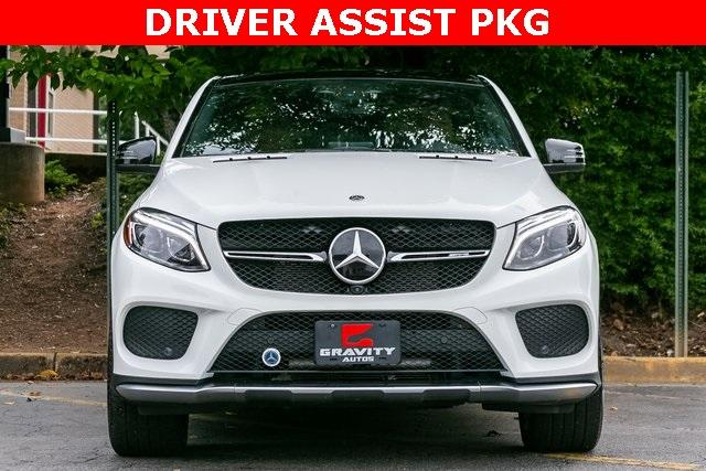 Used 2018 Mercedes-Benz GLE GLE 43 AMG Coupe for sale $66,995 at Gravity Autos Atlanta in Chamblee GA 30341 2
