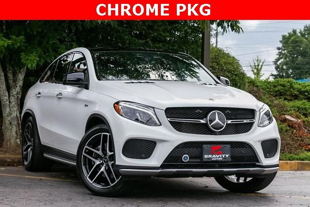 Used 2018 Mercedes-Benz GLE GLE 43 AMG Coupe for sale $66,995 at Gravity Autos Atlanta in Chamblee GA 30341 3