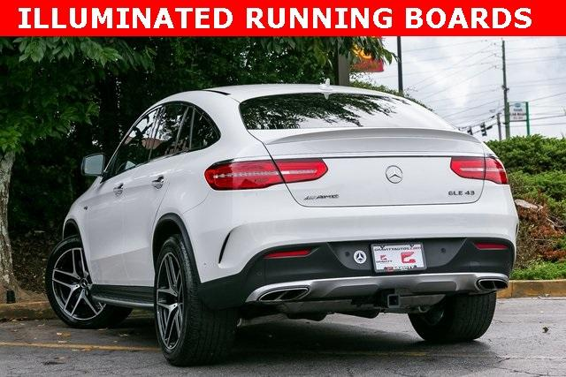 Used 2018 Mercedes-Benz GLE GLE 43 AMG Coupe for sale $66,995 at Gravity Autos Atlanta in Chamblee GA 30341 41
