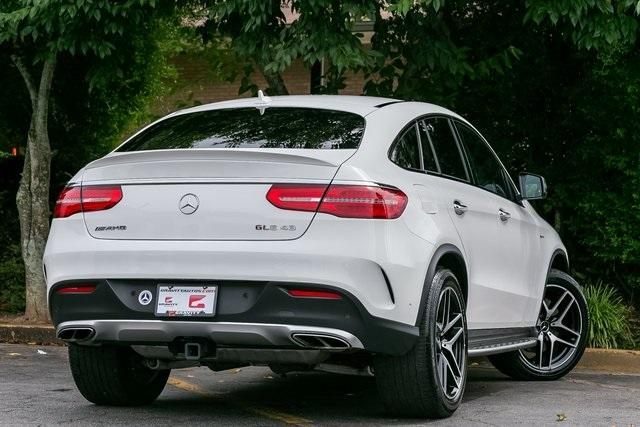 Used 2018 Mercedes-Benz GLE GLE 43 AMG Coupe for sale $66,995 at Gravity Autos Atlanta in Chamblee GA 30341 44