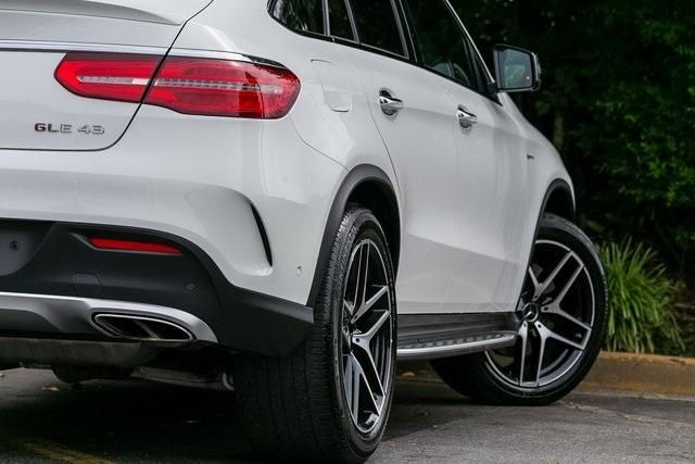 Used 2018 Mercedes-Benz GLE GLE 43 AMG Coupe for sale $66,995 at Gravity Autos Atlanta in Chamblee GA 30341 45