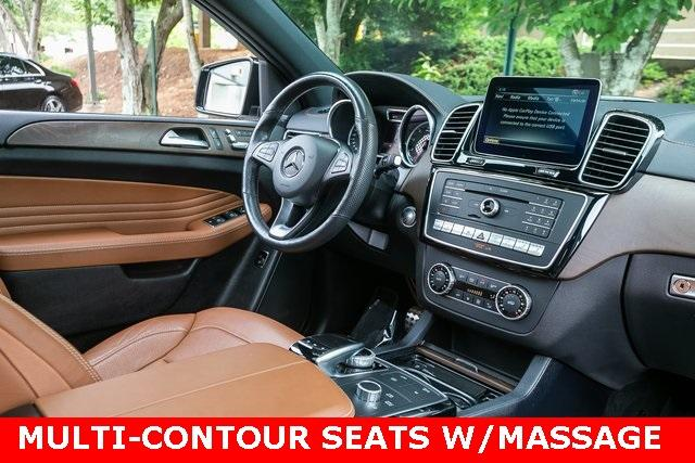 Used 2018 Mercedes-Benz GLE GLE 43 AMG Coupe for sale $66,995 at Gravity Autos Atlanta in Chamblee GA 30341 6